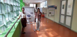 The HGI-CGS SIMONA team – dr.sc. Ajka Šorša and dr.sc. Lidija Galović