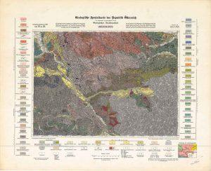 Arhivske karte Austro-Ugarske monarhije list Unterdrauburg