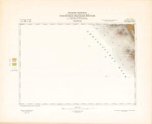 Arhivske karte Austro-Ugarske monarhije list Zapuntello