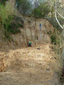 Istraživanje prapor-paleotlo sekvence na lokalitetu Zmajevac (Baranja) u sklopu projekta SAPIQ