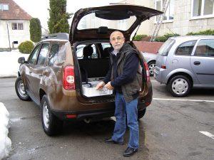 "Da se vidi da i ravnatelj Josip Halamić ""naporno"" radi."