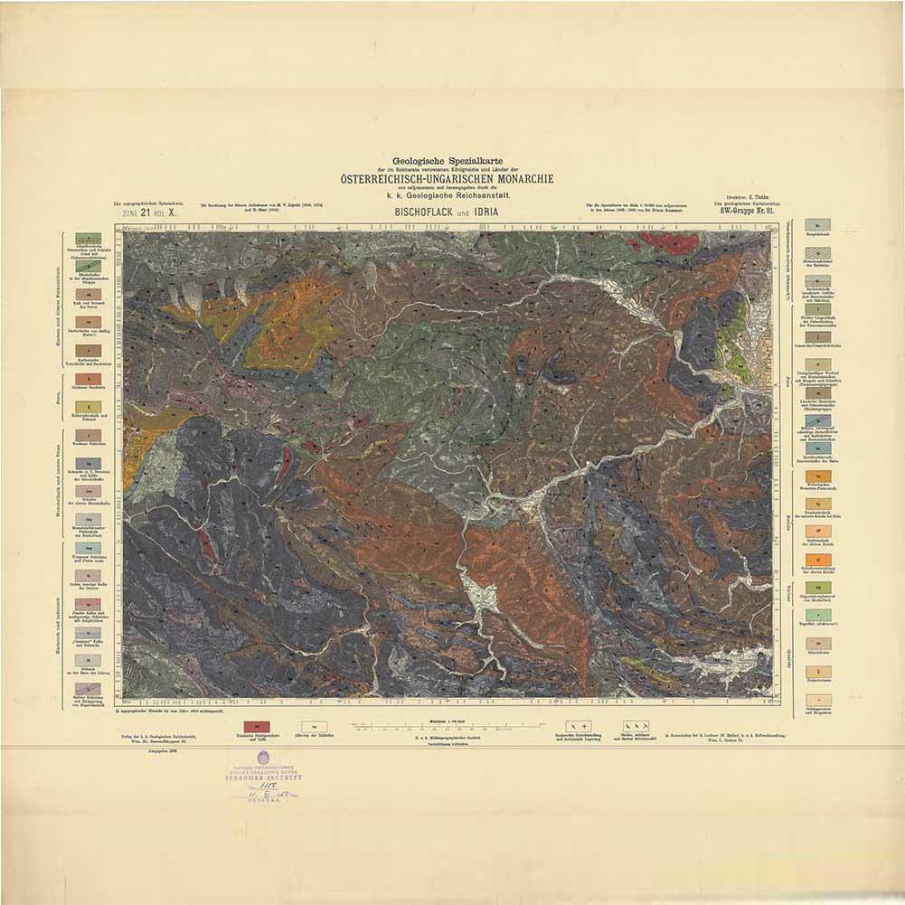 Arhivske karte