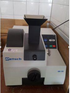 Mlin drobilica RETSCH GmbH BB50