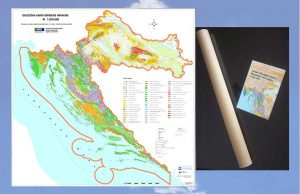 Svi učenici koji su sudjelovali u projektu dobili su priznanja za svoj rad i geološku kartu Republike Hrvatske s pripadajućim tumačem
