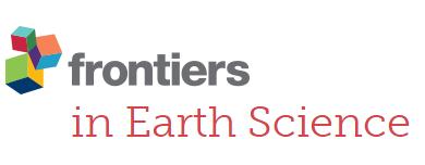 Frontiers naslovnica