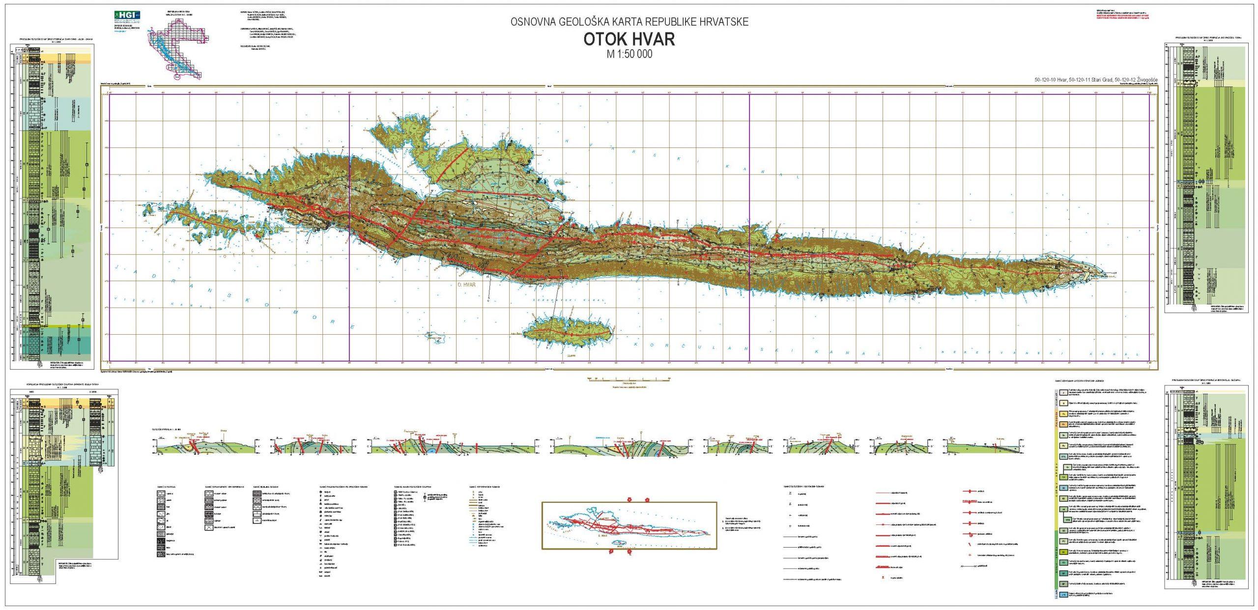 Nova OGK RH otoka Hvara