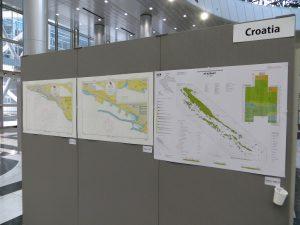 Osnovna geološka karta Republike Hrvatske NP Kornati M 1:50 000 na međunarodnoj kartografskoj izložbi uTokiju
