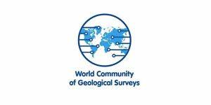 World Community of Geological Surveys logo