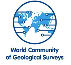 World Community of Geological Surveys logo