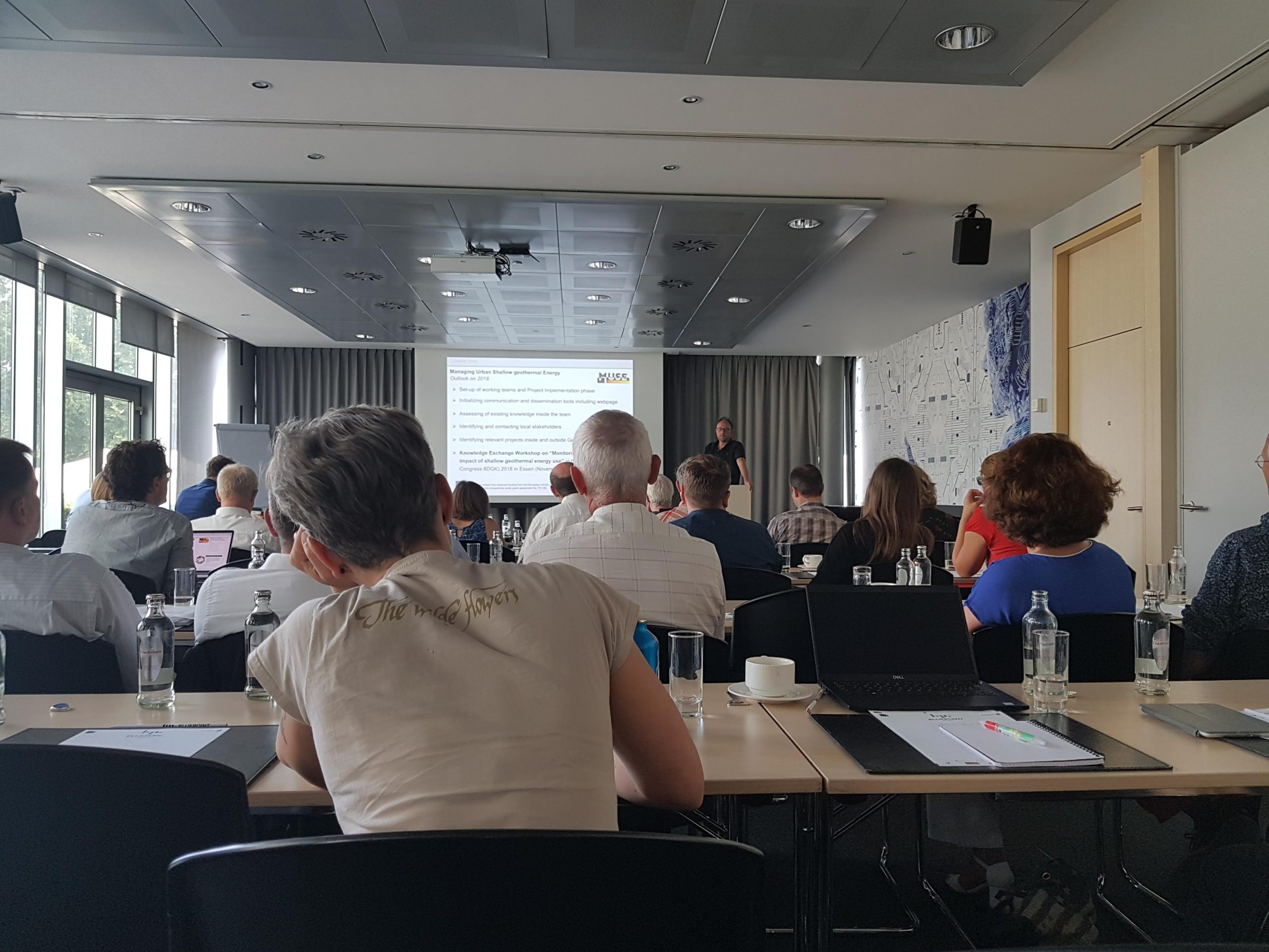 Sastanak projekta MUSE (foto: M. Špelić)