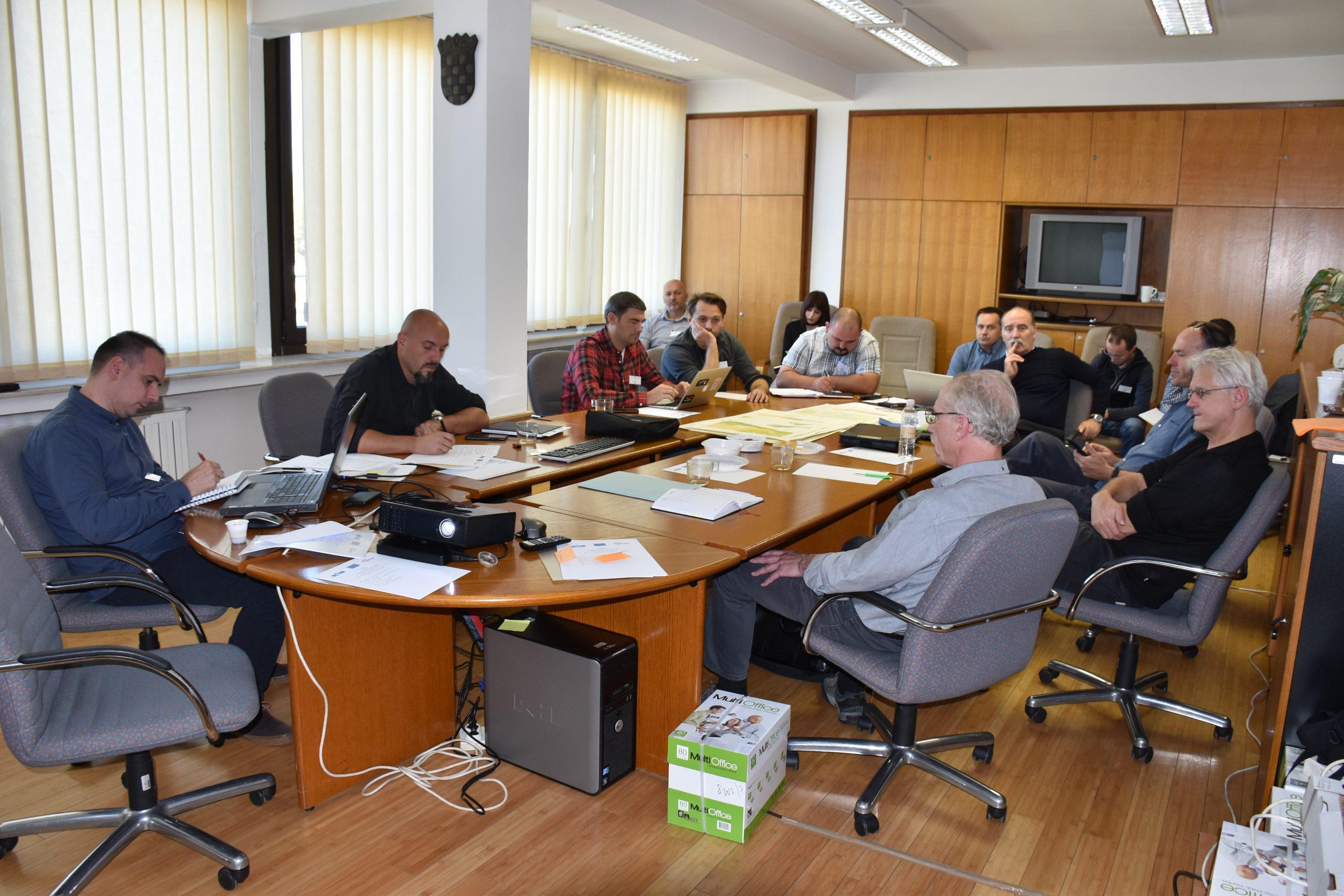 Slika 2. Pojedinačne radionice i treninzi