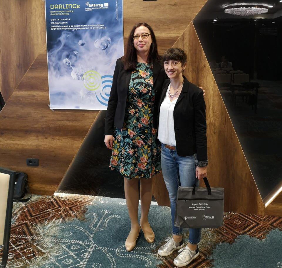 S organizatoricom Promocijskog dana Natalijom Samardzic