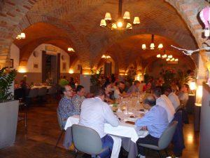 Slika 2. Conference dinner – restoran Vinodol, Zagreb