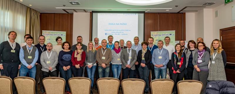 Sudionici stakeholder radionice safEarth projekta održane u Zagrebu 7.12.2017.