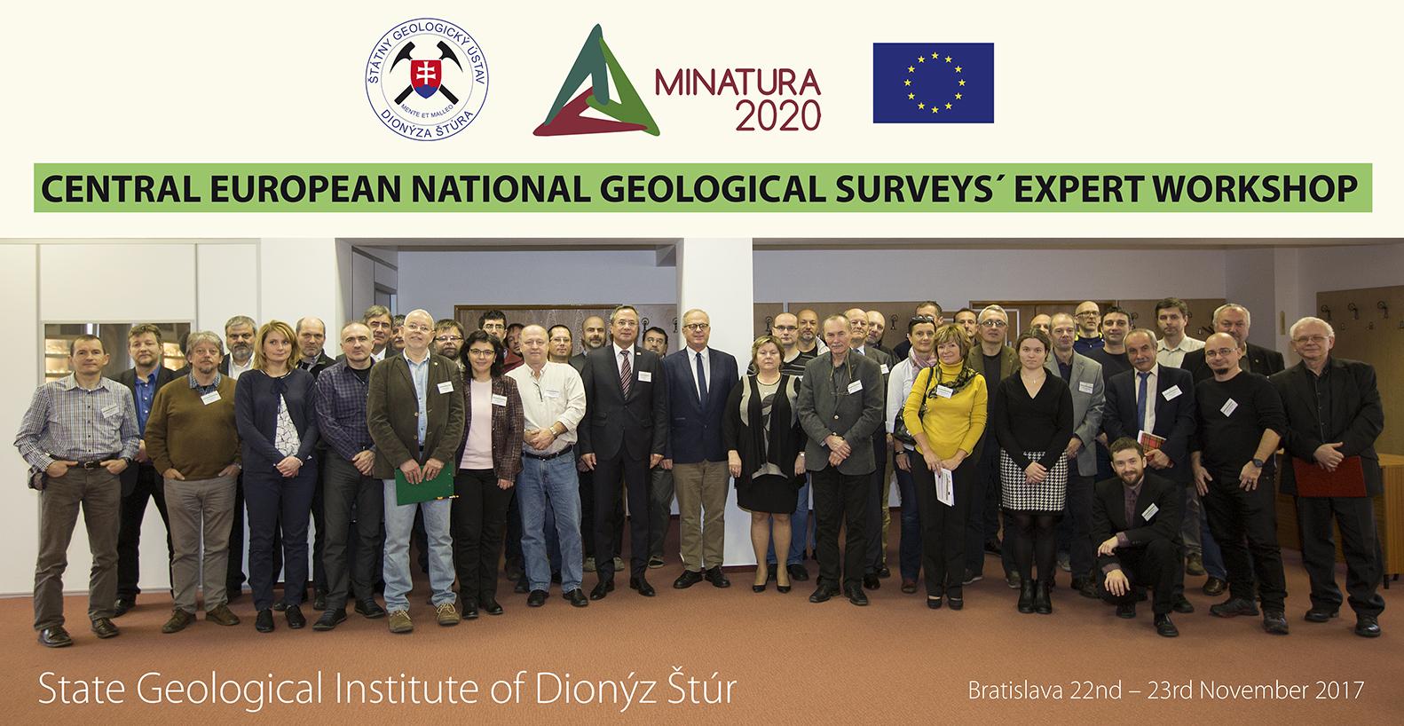 Sastanak Geoloških službi u Bratislavi