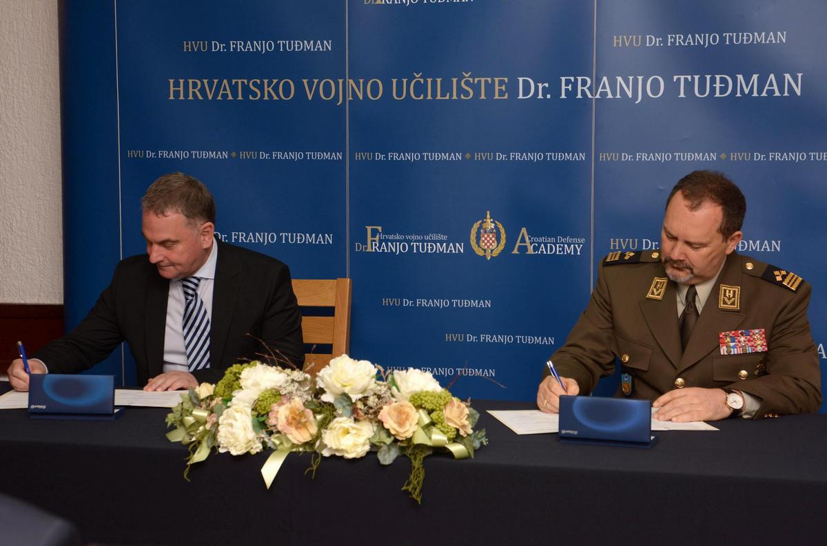 HGI i Ministarstvo obrane potpisali sporazum o suradnji